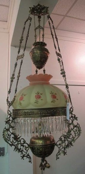 Antique Hanging Oil Lamps Foter