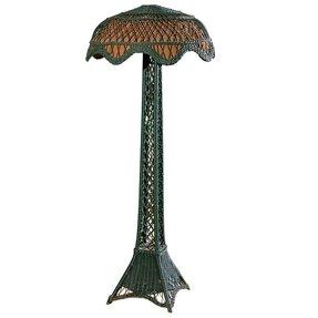 Wicker Floor Lamp Ideas On Foter