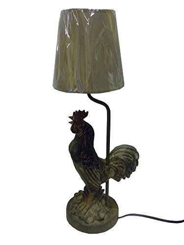 Rooster Lamp   Foter