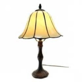 Amora Lighting AM1015ACC Tiffany Style Dragonfly Mini Table Lamp, 10-Inch