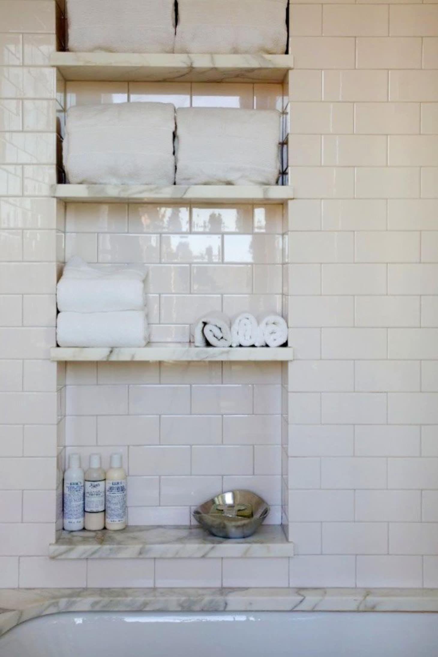 bathroom wall storage shelves foter rh foter com recessed shelves bathroom wall recessed bathroom storage cabinet
