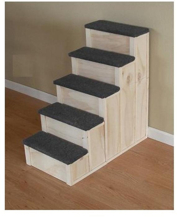 Merveilleux Dog Stairs For Tall Beds Foter