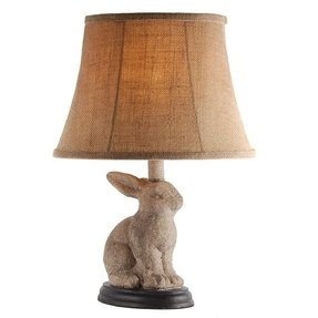 Rabbit Lamp Foter
