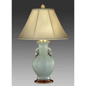 Celadon Porcelain Table Lamp Foter