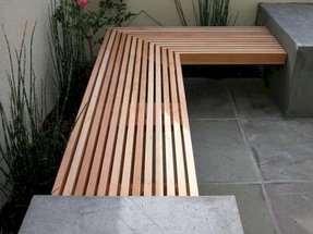 Concrete Garden Benches Ideas On Foter