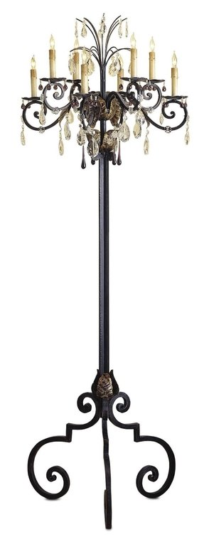 Collection candelabra floor lamp 1