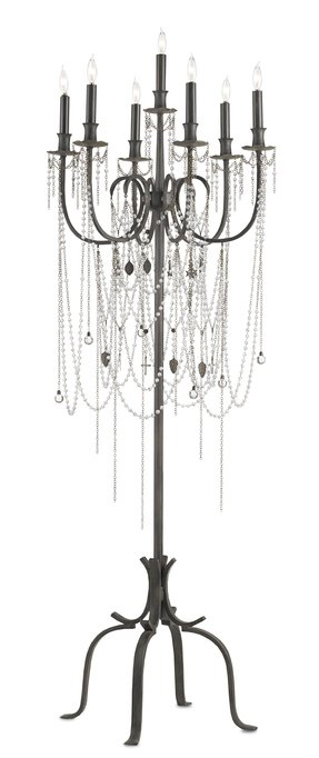 Collection candelabra floor lamp 26