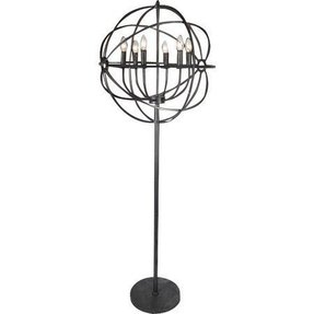 Collection candelabra floor lamp 8