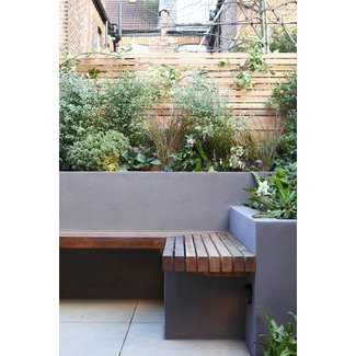 Tremendous Concrete Garden Benches Ideas On Foter Caraccident5 Cool Chair Designs And Ideas Caraccident5Info