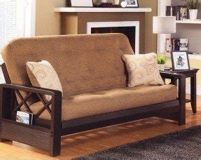 armless dcg frame stores arden futon nf heritage ardn wood