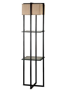 Kenroy Home 21408 Planar 1 Light Column Floor Lamp,