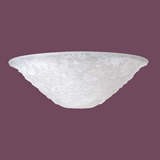 Replacement Glass Torchiere Lamp Foter