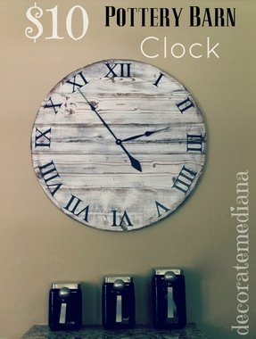Large clocks wall decor 1