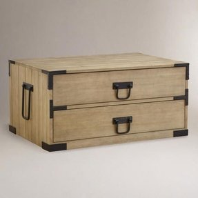 Large Decorative Storage Trunks