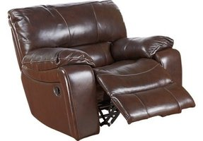 Leather Glider Recliner Foter