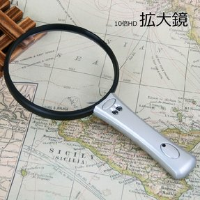Portable Magnifier Lamp Foter