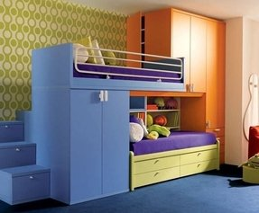 Loft Bed With Storage Steps Ideas On Foter