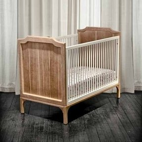 Natural Wood Baby Crib Foter