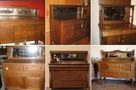 Superieur Oak Sideboard Buffet