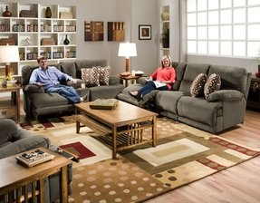 Recliner sofa and loveseat sets 15
