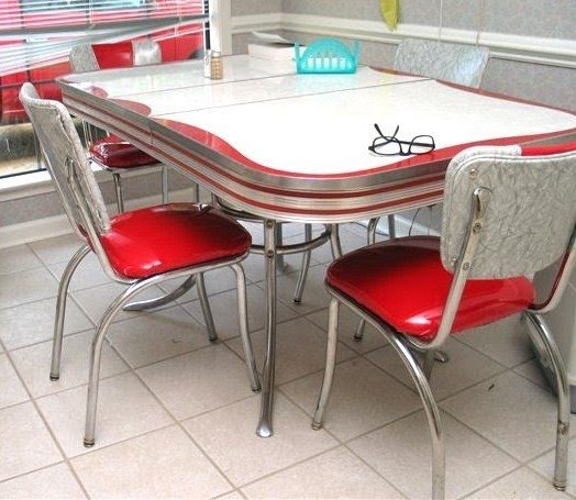 Charmant Retro Dinette Sets For Sale