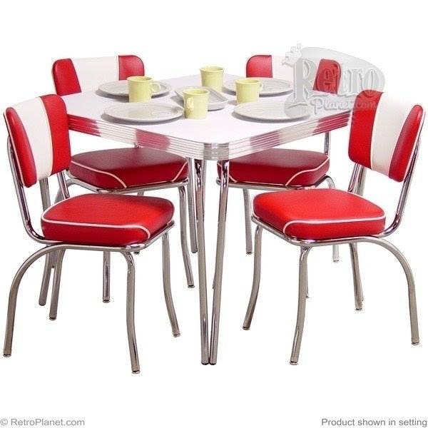Retro Dining Room Sets