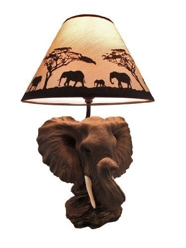 Carter/'s Monkey Collection Lamp and Shade Rock Star