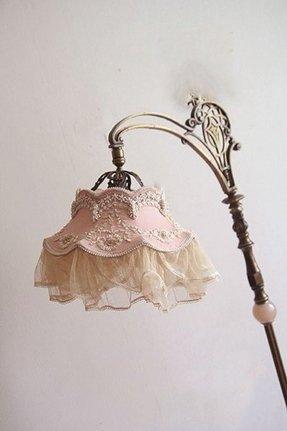 Shabby Chic Floor Lamps Foter
