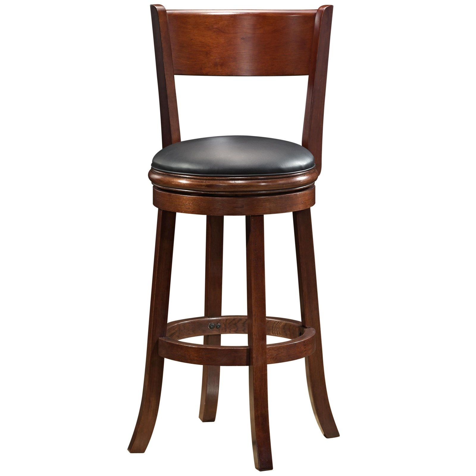 Shelby swivel bar stool
