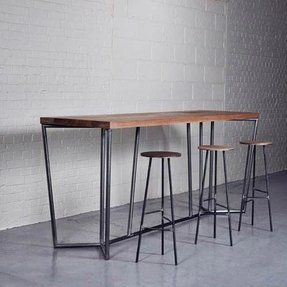 Steel bar table 2