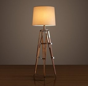 Surveyors tripod lamp 14
