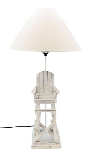 Brilliant Lifeguard Chair Lamp Ideas On Foter Machost Co Dining Chair Design Ideas Machostcouk