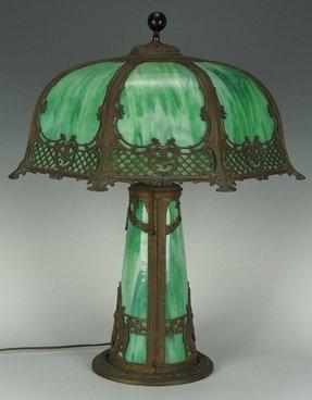 Antique slag glass lamps foter antique slag glass lamps 20 mozeypictures Image collections