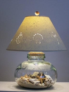 Nautical Lamp Shades Ideas On Foter