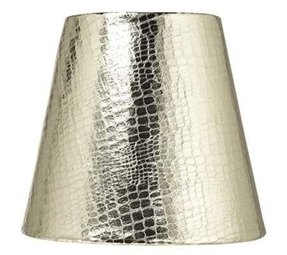 Clip on lamp shade 17