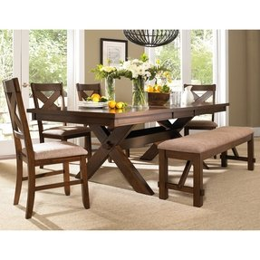 Dining Table Bench Seat With Back Ideas On Foter