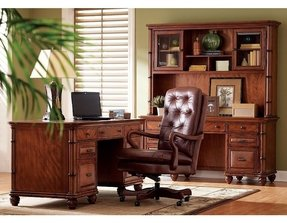 Executive desk home office 4