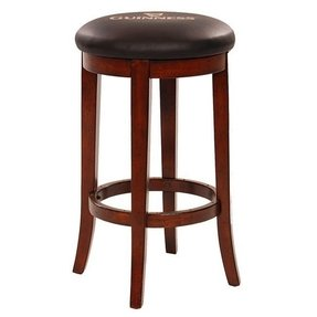 Guinness set bar stool 1