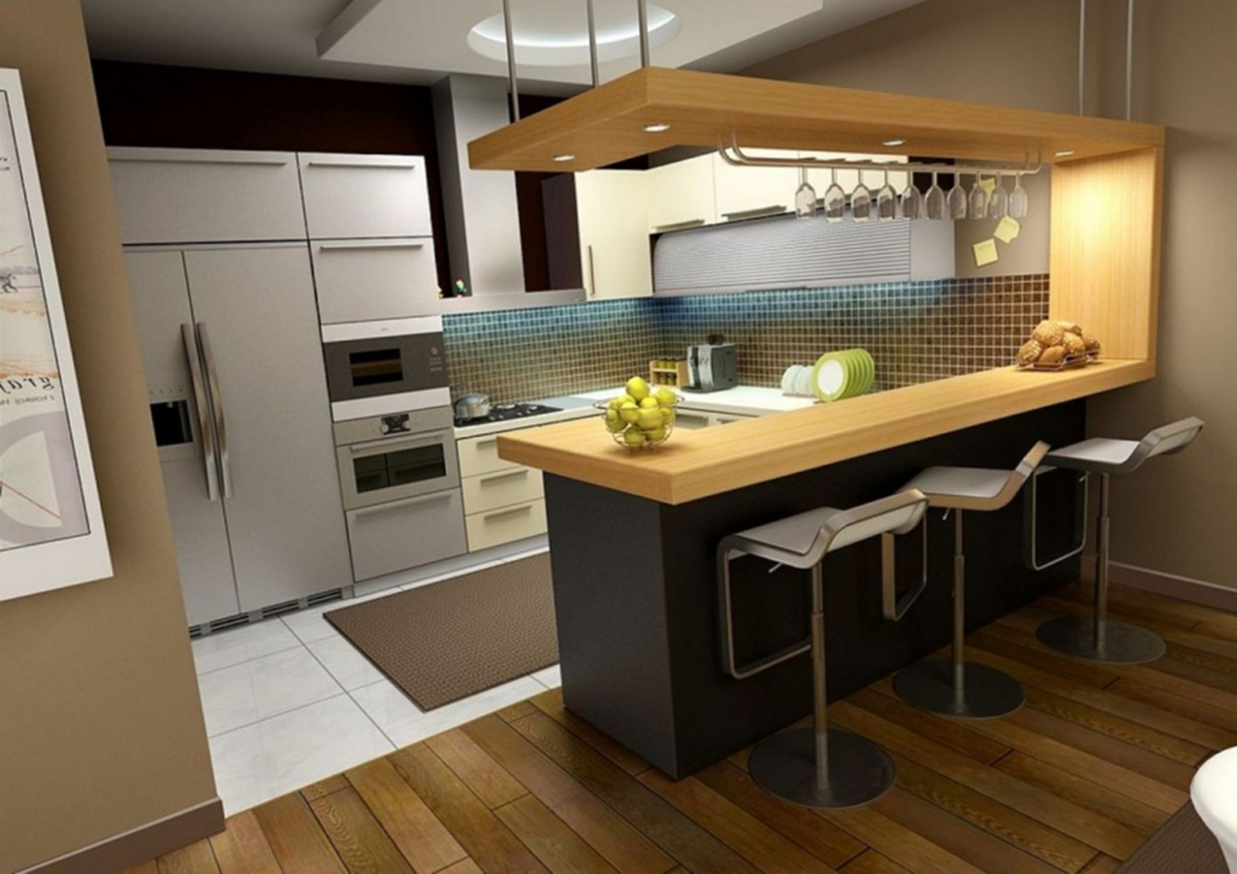 Excellent Kitchen Bar Tables Ideas On Foter Download Free Architecture Designs Scobabritishbridgeorg