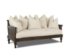 Klaussner furniture british isles sofa