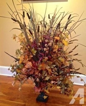 Artificial Orchid Wedding Bouquet