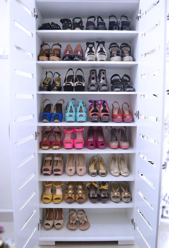 Large Shoe Cabinet 2