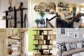 Wall Shelves For Living Room. Living room wall shelves Room Wall Shelves  Foter