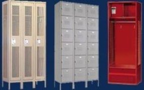 Lockers for boys room