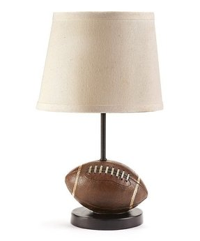 Love this football lamp by giftcraft on zulily zulilyfinds