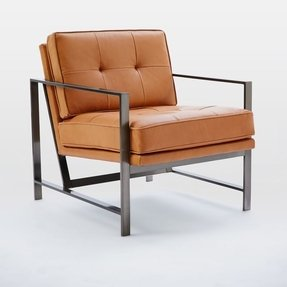 Metal And Leather Chairs Ideas On Foter