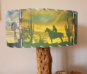 Southwestern Lamp Shades Ideas On Foter