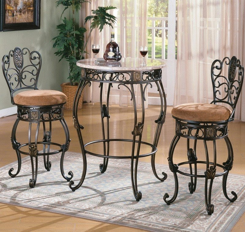 Pub tables and chair sets 2 & Pub Tables And Chair Sets - Foter