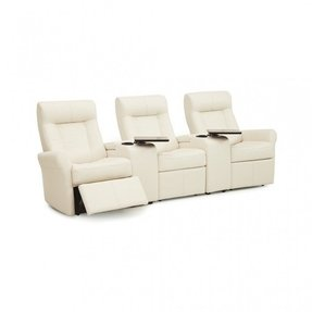 Reclining theatre seating 25