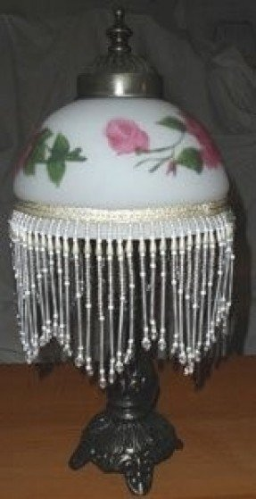 Victorian Beaded Lamp Shades Foter